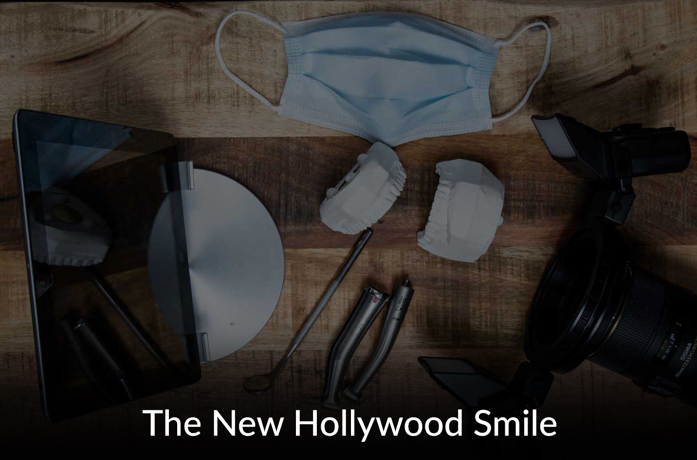 The New Hollywood Smile